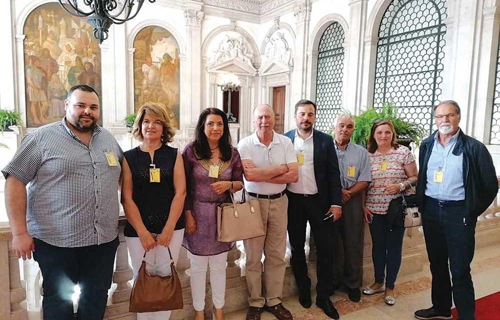Guidões desceu a Lisboa para lutar pela freguesia