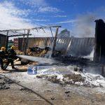 Novo foco de incêndio na Transmaia