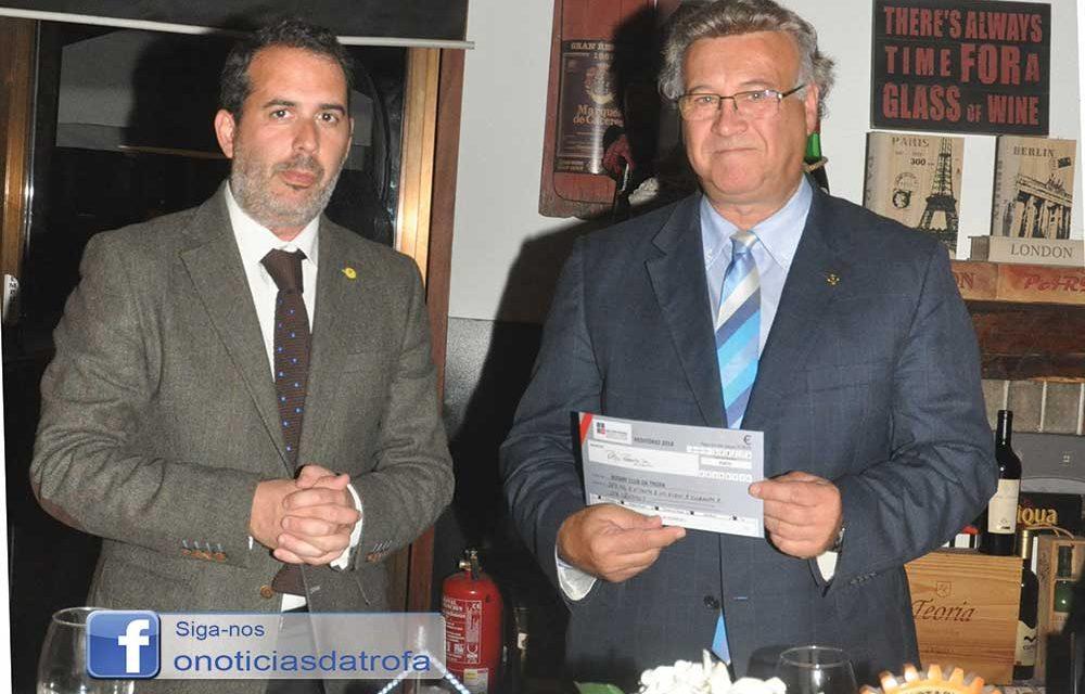 Rotary angaria valor recorde para a Liga Contra o Cancro