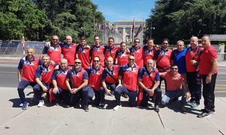 Veteranos do Trofense estreiam-se em torneio internacional