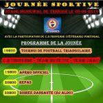 Veteranos do CD Trofense participam em torneio na Suiça