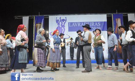 Festival Lavradeiras foi tiro de partida  da festa da Sra das Dores