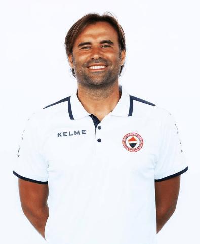 Hélder Pereira continua como treinador do CD Trofense