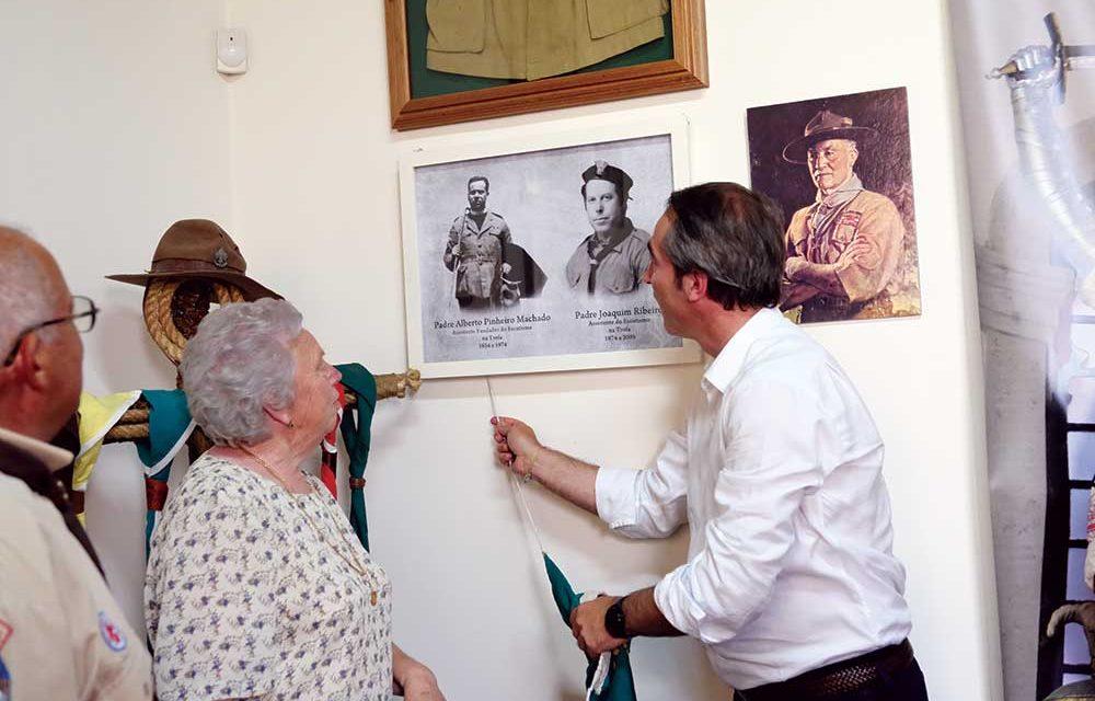 FNA de S. Martinho inaugurou sede