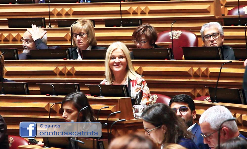 """Dois dias na Assembleia """"à boleia"""" de Joana Lima"""