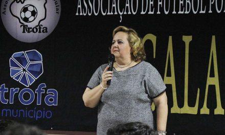 """Entrevista à presidente da Associação de Futebol Popular: """"Ponho as mãos no fogo de que nada é feito com má intenção"""""""