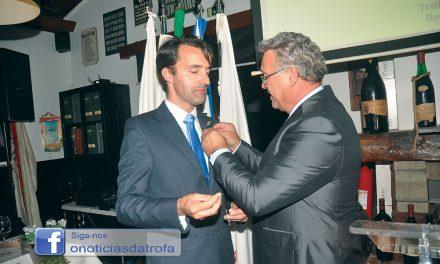 Luís Filipe Moreira  é o novo presidente do Rotary