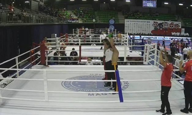 Atleta da Trofa campeão europeu