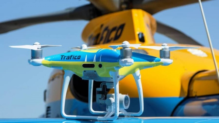 Nas férias está a pensar ir a Espanha? Então tenha cuidado com os drones que passam multas