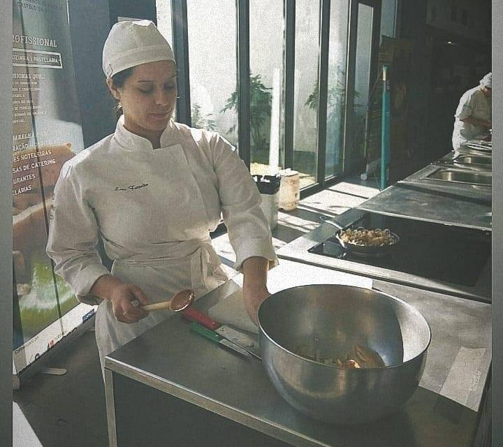 Jovem do Coronado candidata a Jovem Talento da Gastronomia 2019