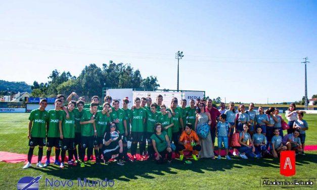 Bougadense firma parceria com Academia de Estudos e Novo Mundo