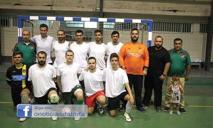 CR Bougado estreia-se  no escalão máximo de futsal no distrito