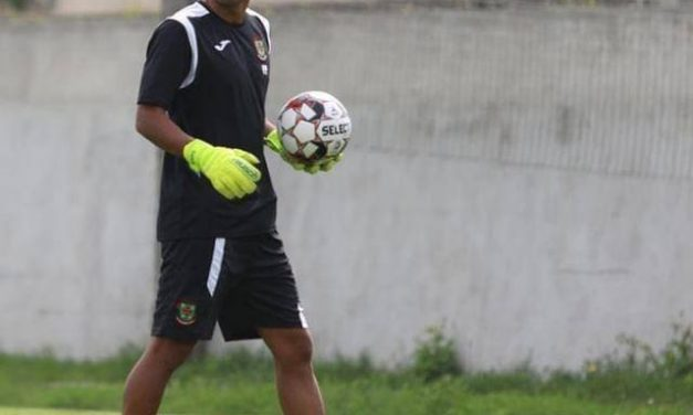 Ex-guarda redes do Paços de Ferreira é o novo treinador do Trofense