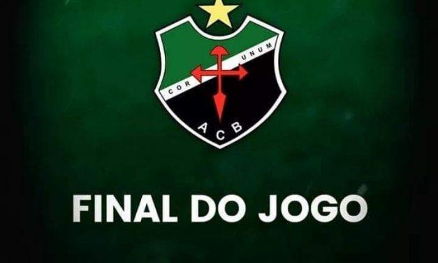 Agostinho Lima despede-se depois de derrota caseira do Bougadense