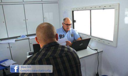 PSP na Trofa para renovar licenças de armas e explosivos