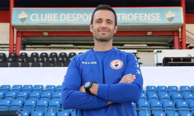António Barbosa regressa ao Trofense para comandar equipa principal