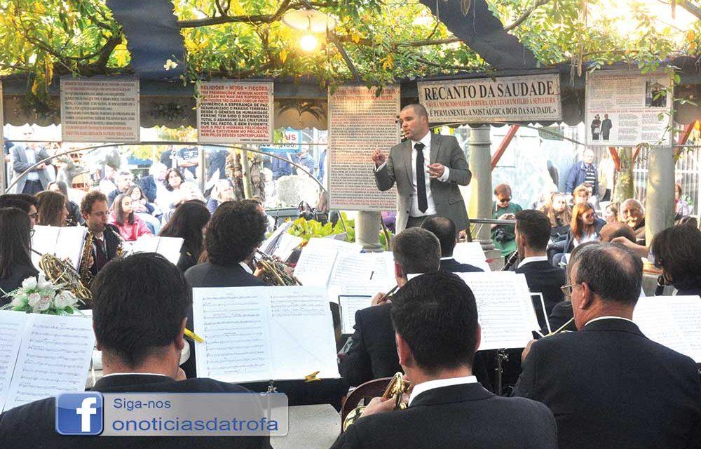 Banda de Música fez concerto na Reislândia