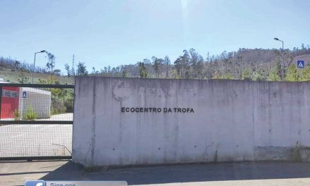 Construído em 2011, Ecocentro da Trofa nunca funcionou