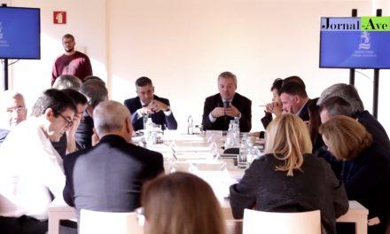 Trofa abandona reunião da AMP após troca de acusações com o presidente