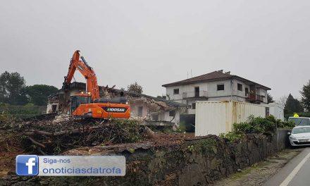 Mercadona da Trofa já está em construção