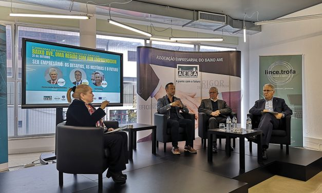 AEBA promove jornadas de empreendedorismo