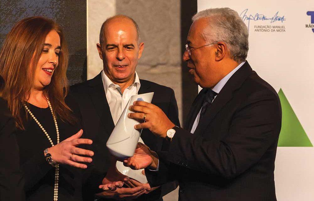 ASAS galardoada no Prémio Manuel António da Mota