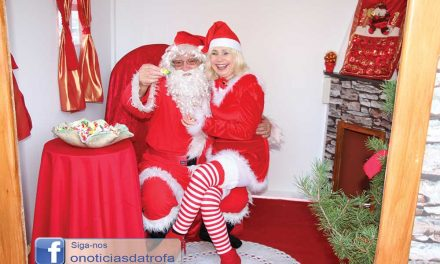 Casa do Pai Natal  instala-se na Alameda a 1 de dezembro