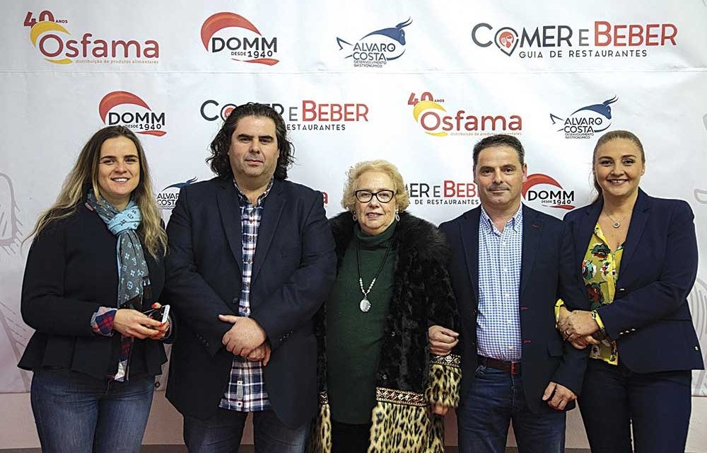 Video ▶ Osfama promove  Gastro Sessions