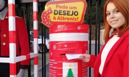 Altronix lança concurso para concretizar 3 desejos de Natal