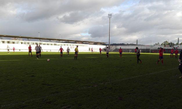 Trofense venceu em Vila Real por 1 a 3