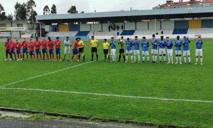 Trofense perdeu no Canelas 2010