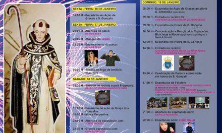 Conheça o cartaz das Festas em Honra de S.Gonçalo