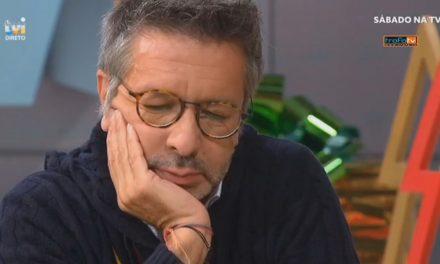 Sousa Martins emociona-se ao recordar infância na Trofa