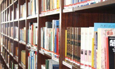 Livros da Biblioteca podem ser requisitados na antiga estação