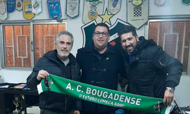 Bougadense: sai Agostinho Lima, entra Tiago Velhos