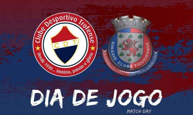 Vitória caseira diante do Ginásio Figueirense permite ao Trofense sair da zona de despromoção