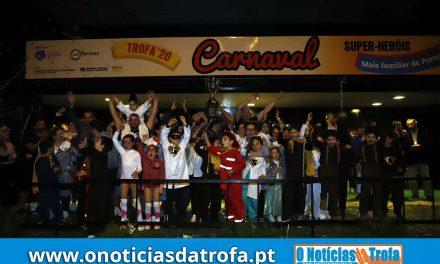Escola de Bairros vence concurso de Carnaval da Trofa