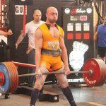 Campeonato Nacional de Powerlifting em Alvarelhos