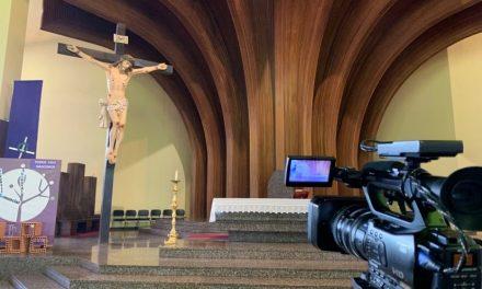 TrofaTv já transmite eucaristia dominical