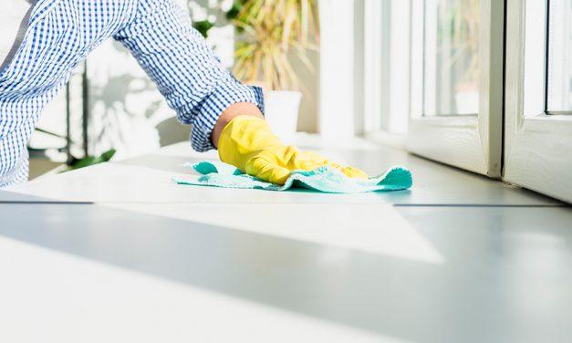 Artigo DECO: Como desinfetar a casa, a roupa e o automóvel